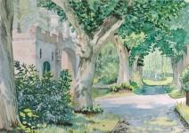 Kasteel Strijdhoef Udenhout (NB)